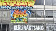 À Berlin, une galerie du street art conçue pour être détruite