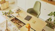 Louer ses meubles de bureau pour faciliter le télétravail, c'est possible