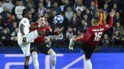 Batshuayi et Valence s'imposent contre le United de Fellaini et Lukaku