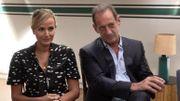 """Rencontre avec la réalisatrice Julia Ducournau et Vincent Lindon pour """"Titane"""", palme d'or du meilleur film cette année"""