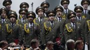 Moscou veut reconstituer les choeurs de l'Armée Rouge au plus vite