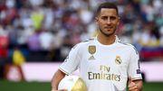 L'invitation au Real Madrid à la rencontre d'Eden Hazard adjugée à 14 500€