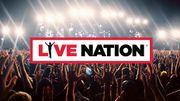 Livenation suspend tous ses concerts jusqu'à la fin du mois