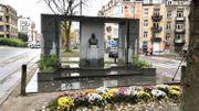 Saint-Gilles: monument au général Tombeur de Tabora