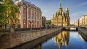 Saint-Pétersbourg, meilleure port de croisière du monde