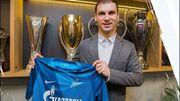 Ivanovic passe de Chelsea au Zenit Saint-Petersbourg