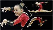 Les yeux émerveillés par des gymnastes passionnées