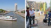 Lancement de la saison de navigation organisée par Brussels by Water.