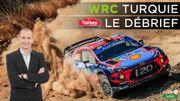 Doublé Citroën, super réaction de Neuville, crevaisons en cascade vendredi