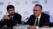 Les clubs européens d'accord avec l'UEFA, abandon du projet de Super Ligue