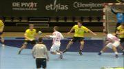 La Belgique s'incline face à la Croatie en qualifications pour l'Euro 2020 de handball
