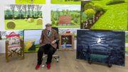 L'éternel printemps de David Hockney - rétrospective à Bozar