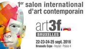 Bruxelles accueille pour la première fois un salon international dédié à l'art contemporain