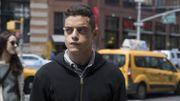 """Rami Malek s'exprime sur l'arrêt de la série """"Mr. Robot"""""""