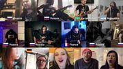 [Zapping 21] 250 fans de 35 pays différents reprennent Linkin Park en confinement