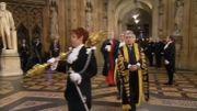 En cortège à Westminster
