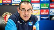 Maurizio Sarri bientôt nommé entraîneur de Chelsea, selon le président du Napoli