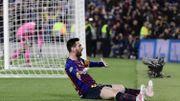 Soulier d'or européen, et de six pour Messi