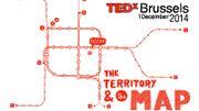 """La 6e édition de TEDxBrussels placée sous le thème """"le territoire et la carte"""""""