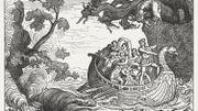 Tomber de Charybde en Scylla, une expression qui prend sa source dans la mythologie grecque