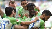 Wolfsburg en barrage, avec un but d'Origi, le Bayern battu, Hambourg relégué