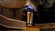 Le plus grand piano du monde fait 6m de haut et se trouve en Lettonie