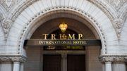Une étoile Michelin pour l'hôtel Trump de Washington