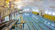 La piscine souterraine d'Helsinki