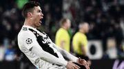 Célébration obscène : Une simple amende pour Cristiano Ronaldo