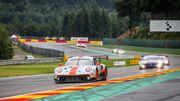 La Porsche N.20 remporte une édition incroyable des 24 Heures de Spa-Francorchamps