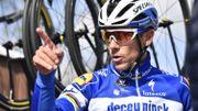 """Gilbert : """"Pas idéal d'entamer un Tour des Flandres avec un coup de retard"""""""