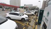 La Chine vise un quart de véhicules électriques en2025