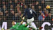 Mené 2-0, United prend un point à Southampton, Lukaku retrouve le chemin des filets