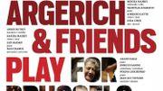"""Musiq'3 soutient le concert """"Martha Argerich and Friends"""""""