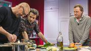 Claude Francçois junior est notre invité en cuisine ce lundi !