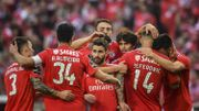 Benfica champion du Portugal pour la 37e fois