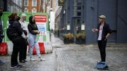 A Londres, le virus pousse les guides touristiques à revisiter leur métier