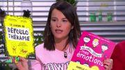 """Les livres de Gwen : """"Mes Emotions"""" et """"Le cahier de défoulothérapie"""""""