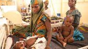 Dans une clinique de santé à Guidan Roumdj, au Niger
