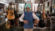 En Inde, la renaissance au tourisme de l'ashram des Beatles