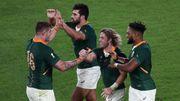 L'Afrique du Sud rejoint le pays de Galles en 1/2 finale, fin du conte de fée pour le Japon