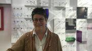 Catherine Arnold, opticienne à Arlon depuis 20 ans et présidente de l'ACIA
