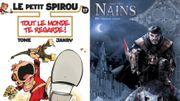 Suites et Fins : Le Petit Spirou tome 17 – Nains tome 2