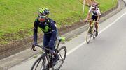 Quintana s'empare du maillot jaune à la Route du Sud