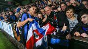 Oscar Duarte quitte le Club de Bruges pour l'Espanyol de Barcelone