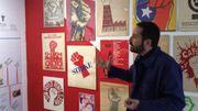 Contestation au Millenium Iconoclast Museum of Art