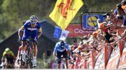 Alaphilippe détrône Valverde et s'offre la Flèche Wallonne