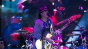 Santana en tournée/50 ans de Woodstock