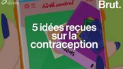Les 5 idées reçues sur la contraception