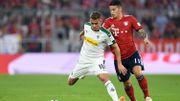 Gladbach, avec un assist de Thorgan Hazard, coule face au Bayern, qui rejoint Dortmund